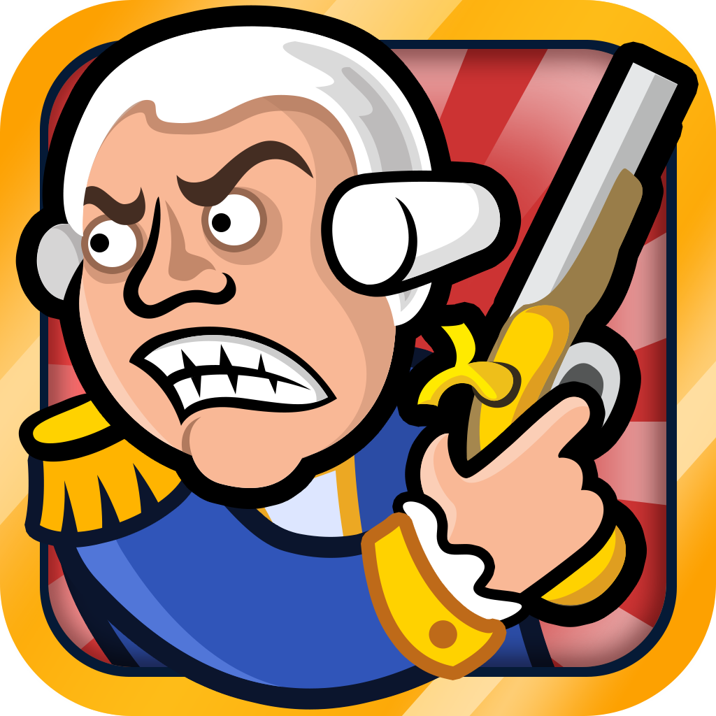 Patriot Run - Battle of the President Defender by Dude Bro Games LLC icon