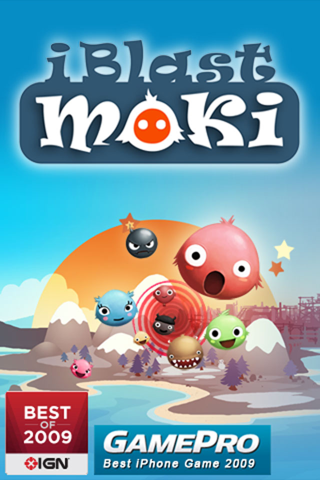Screenshot iBlast Moki Review
