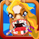 An Awesome Holiday Crazy Little Pet Vet Dentist & Doctor Office - A virtual fun teeth & hair makeover salon kids game for boys and girls